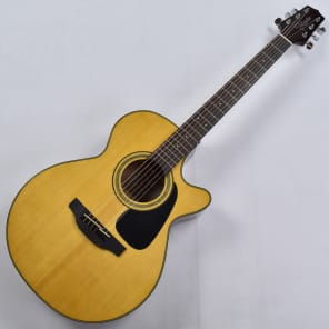 Takamine GF30CE NAT G30 Series FXC Concert Cutaway Acoustic/Electric Guitar Natural Gloss