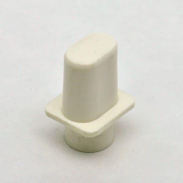 schwarz Göldo ELT1B Knopf für Tele-Schalter schmaler Schlitz