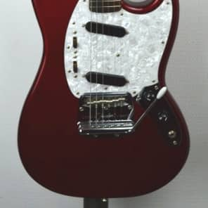 Fender Mustang '69 Reissue MIJ 2007 Old Candy Apple Red Japan for sale