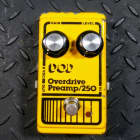 DOD Overdrive Preamp 250 1980 Battery Indicator Light FREE SHIPPING image