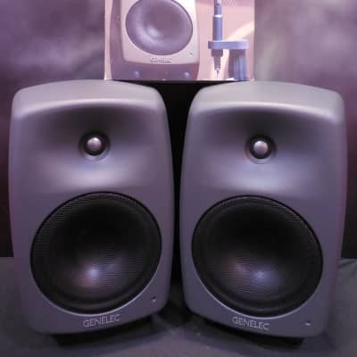 "Genelec 8240A SAM 6.5"" Powered Nearfield Studio Monitor (Pair)"