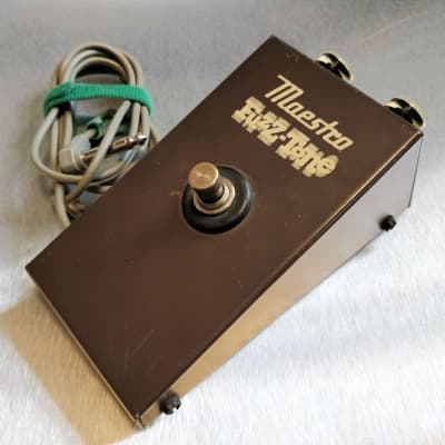 Maestro Fuzz-Tone FZ-1A converted to FZ-1 spec Vintage 1960's for sale