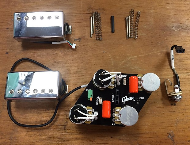 Excellent Gibson 490R And 490T 2014 Chrome Electric Guitar Humbucker Reverb Wiring Cloud Intapioscosaoduqqnet