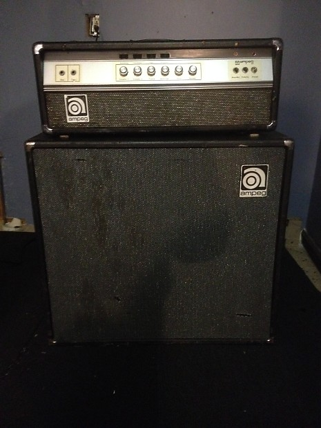 ampeg v4 dating
