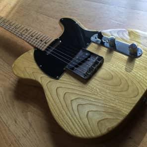 Fender Telecaster Early 90's's '71 Reissue Vintage FujiGen S-Serial MIJ 1993-94 Natural Ash for sale