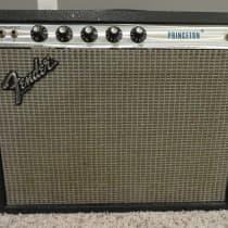 Fender Princeton 1979 Silverface image