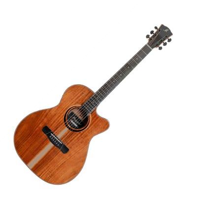 Merida Extrema OMCE Koa Electro Acoustic Guitar - Natural for sale
