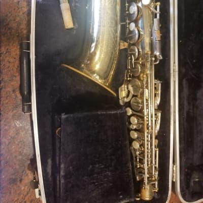 Conn Alto Saxaphone  Brass