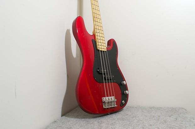 samick artist series electric bass guitar red reverb. Black Bedroom Furniture Sets. Home Design Ideas