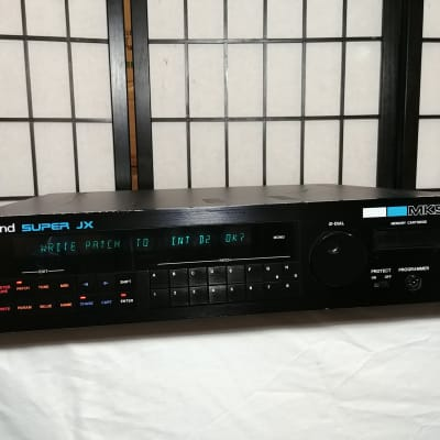 Roland MKS-70 with Memory Cartridge