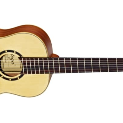 Ortega Family Series Spruce 1/2 Size Acoustic Guitar for sale