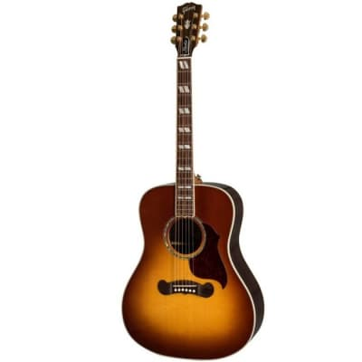 Gibson Songwriter Standard Acoustic-Electric Guitar - Rosewood Burst for sale