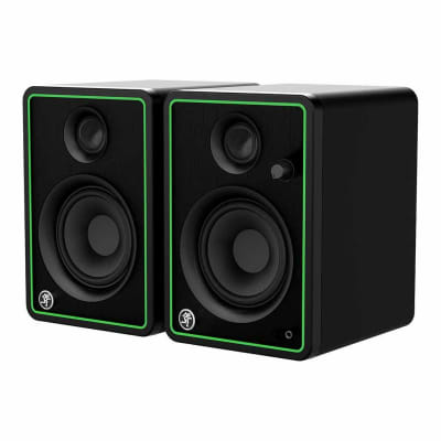 Mackie CR4-X 50 Watt Creative Reference Multimedia Monitors