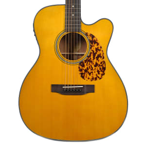 Blueridge BR-143CE Historic Series 000 OM with Cutaway Natural