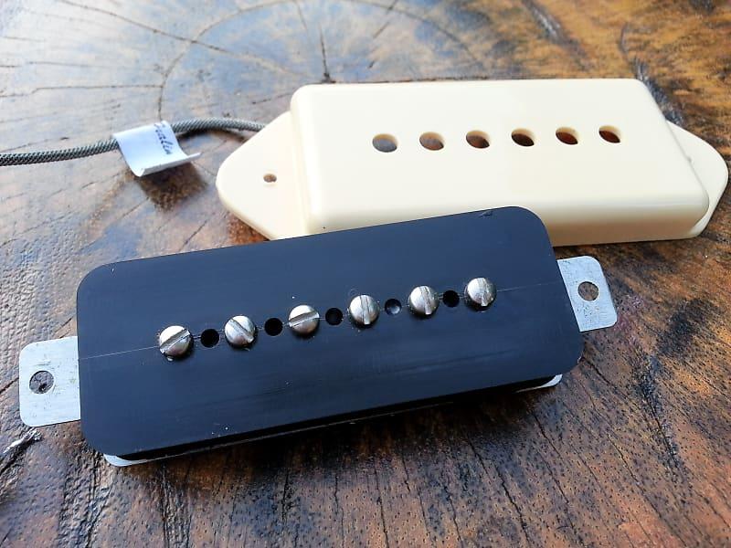 lindy fralin p90 stock dog ear neck pickup reverb. Black Bedroom Furniture Sets. Home Design Ideas