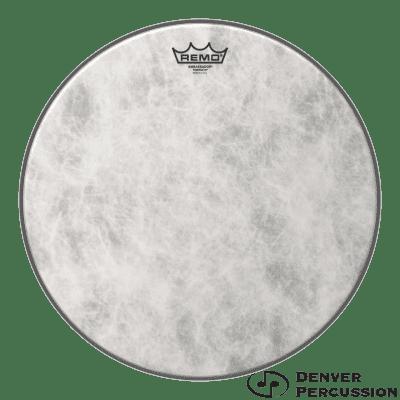 "Remo FA-0516-00- Batter, Ambassador, Fiberskyn, 16"" Diameter"