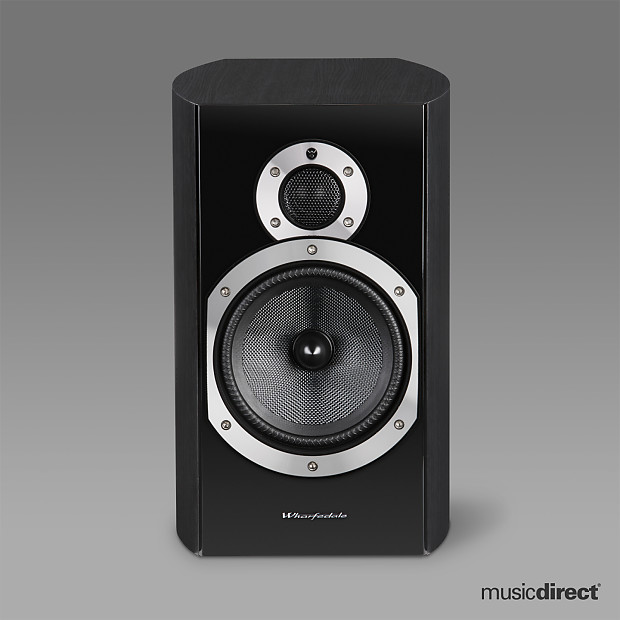 Wharfedale - Diamond 10.2 Bookshelf Speakers - Black (PAIR ...