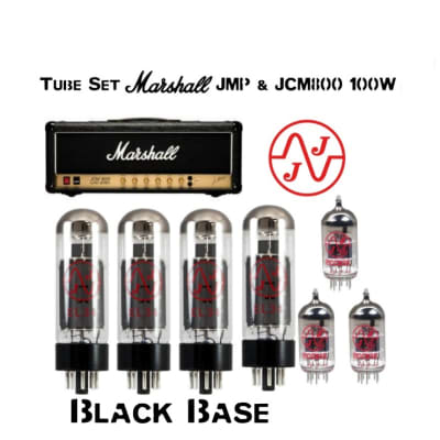 JJ Electronic Tube Set - for Marshall JMP & JCM800 100W