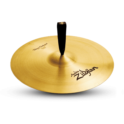 """Zildjian 16"""" Classic Orchestral Selection Suspended Cymbal"""