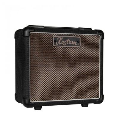KUSTOM KG SERIES BATTERY POWERED GUITAR AMP 1 X 6