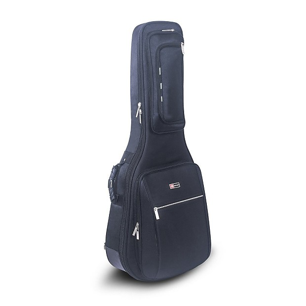 Crossrock Crdg300cbk Lightweight Classical Guitar Case