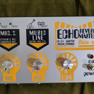 Shin-Ei ER-23 Echo Reverb Master