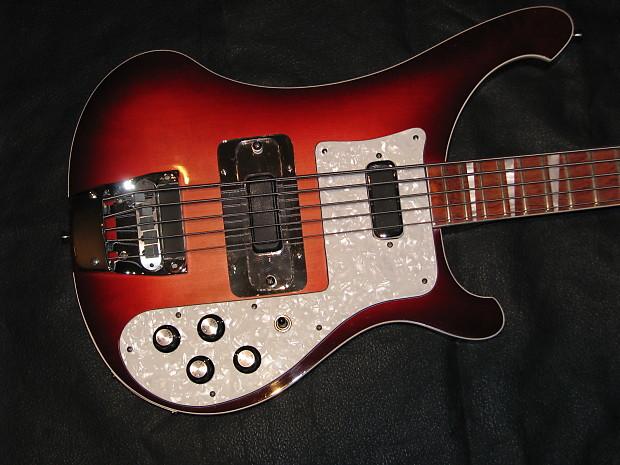 Rickenbacker Bass 5 String For Sale : 5 string rickenbacker 4003 2008 fireglo reverb ~ Vivirlamusica.com Haus und Dekorationen