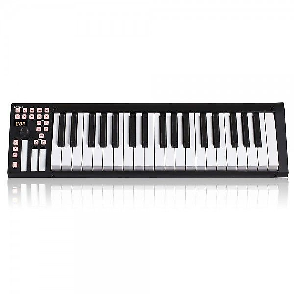 icon ikeyboard 4 37 key midi controller incl cubase le reverb. Black Bedroom Furniture Sets. Home Design Ideas
