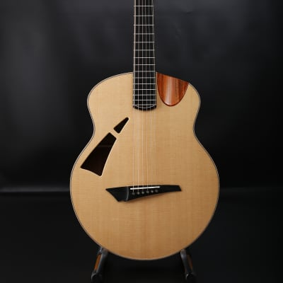 Avian Skylark 3A 2020 Natural All-solid Handcrafted Guitar for sale