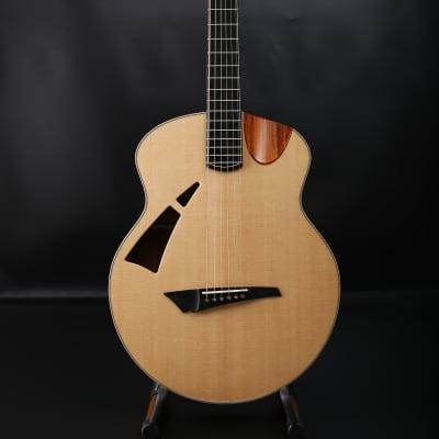 Avian Skylark 3A 2020 Natural All-solid Handcrafted Guitar