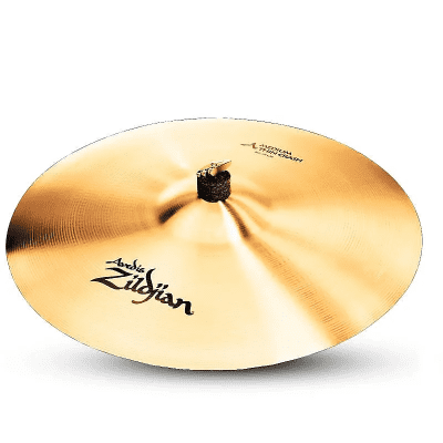 "Zildjian 16"" A Series Medium Thin Crash Cymbal 1982 - 2012"