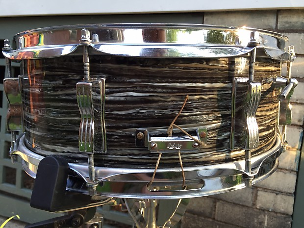 ludwig jazz fest 1966 black oyster pearl snare drum reverb. Black Bedroom Furniture Sets. Home Design Ideas
