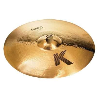 "Zildjian 21"" K Series Brilliant Crash/Ride Cymbal"