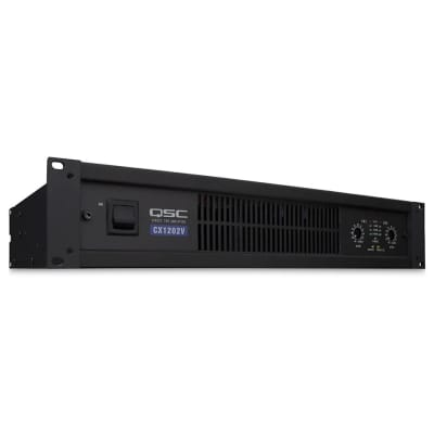 QSC CX1202V 2-Channel Commercial Power Amplifier