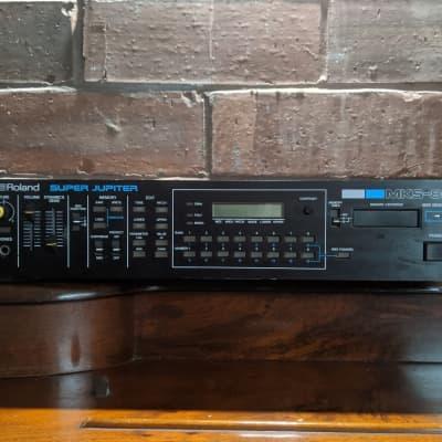 Roland MKS-80 Analog Polyphonic Synthesizer Rackmount Jupiter-8/6