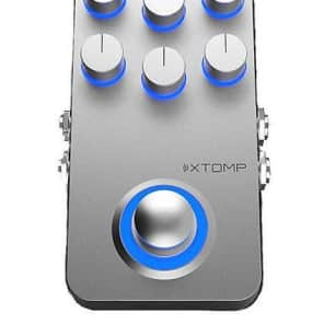 Hotone XTOMP Bluetooth Guitar Multi-Effects Pedal for sale