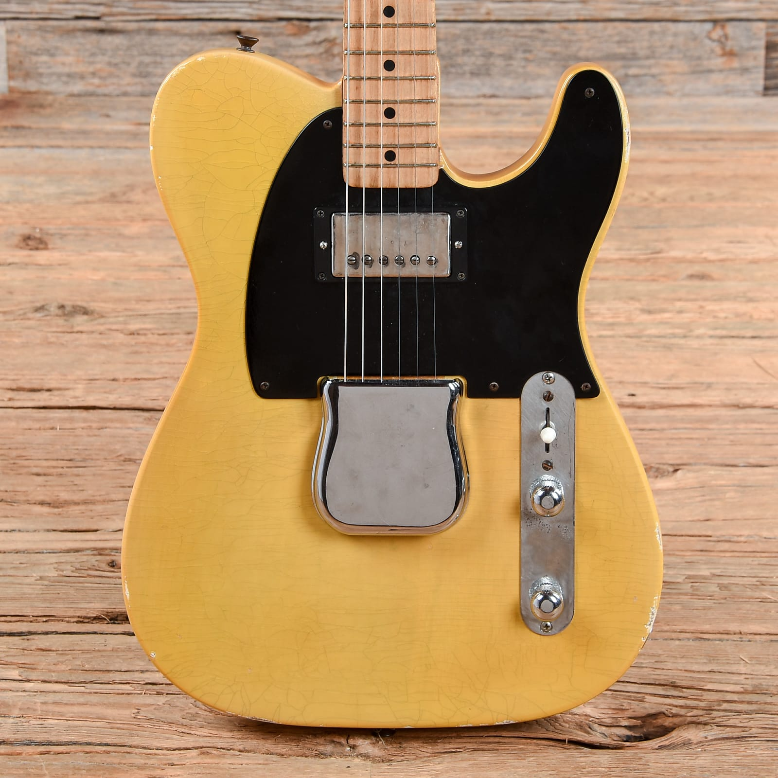 Fender Esquire Butterscotch Blonde Refin 1953