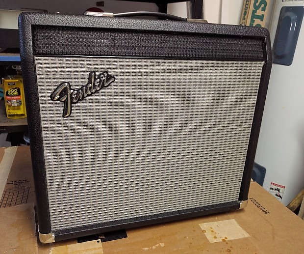 fender princeton 65 solid state manual