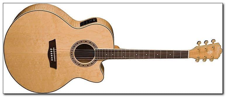 washburn heritage 40 series wj40sce acoustic electric guitar reverb. Black Bedroom Furniture Sets. Home Design Ideas