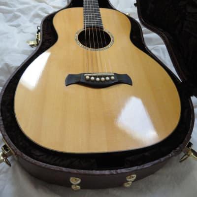 OSTHOFF Acoustic Guitar 00-12 Beautiful Koa Build for sale