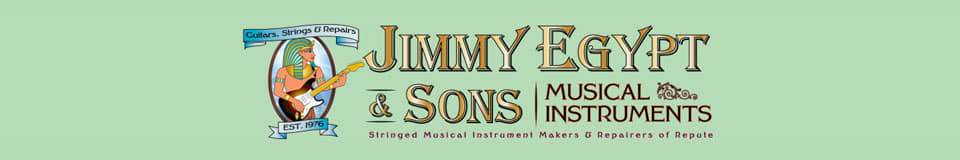 Jimmy Egypt & Sons Musical Instruments