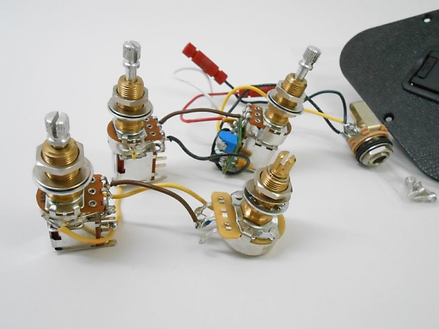 Gibson usa les paul traditional pro ii wiring 2v 2t pushpush reverb description shop policies this is a the factory volume tone boost wiring assembly from a 2014 gibson les paul traditional pro ii cheapraybanclubmaster Image collections