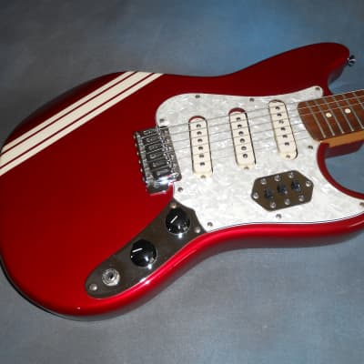 Fender Cyclone 2004 Candy Apple Red for sale