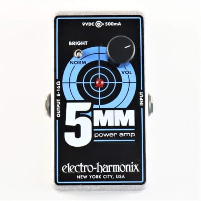 ELECTRO HARMONIX 5MM POWER AMP for sale
