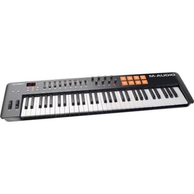 M-Audio Oxygen 61 MK IV 61-Key USB MIDI Performance Keyboard Controller