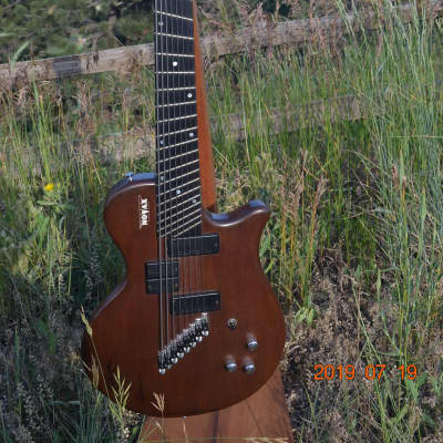 Novax Charlie Hunter CH8 8 String Guitar/Bass for sale
