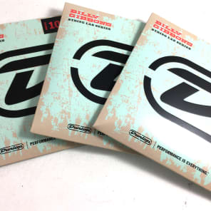 Dunlop Billy Gibbons Electric Guitar Strings - 3 Sets  10-46 Formerly Reverand Willy