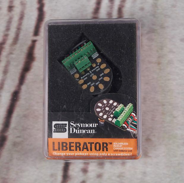 Seymour Duncan Liberator Solderless Potientiometer 500k