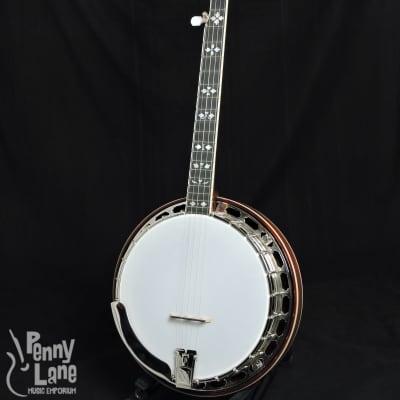 Recording King RK-ELITE-76 Elite Series 5 String Resonator Banjo with Case for sale