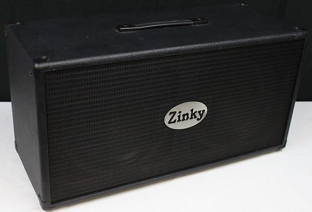 zinky 2x12 guitar cabinet w eminence custom speakers usa reverb. Black Bedroom Furniture Sets. Home Design Ideas